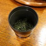 一保堂茶舗 喫茶室 嘉木 - ☆玉露は天下一の茶葉(^◇^)☆