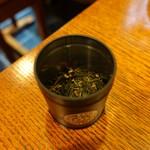 一保堂茶舗 喫茶室 嘉木 - ☆玄米茶の茶葉☆