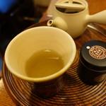 一保堂茶舗 喫茶室 嘉木 - ☆極上玄米茶☆