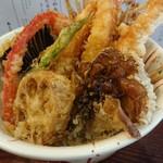 米と天ぷら 悠々