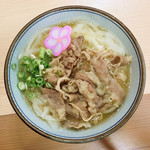 さぬきうどん香川 - 料理写真:肉うどん