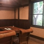 THE TEPPAN 静庵 - 店内の様子