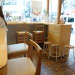 ジャパニーズアイス櫻花 - ☆カジュアルな雰囲気の店内(*^_^*)☆