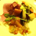 JSレネップ - 一口前菜盛り合せ