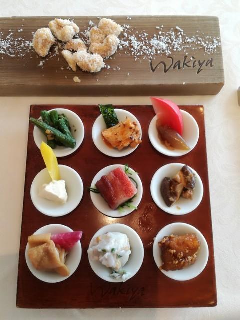 トゥーランドット 横浜店 - 夏の食材のチャイナオードブル