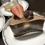 ミュリール - チョコレートケーキ