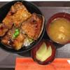豚丼のぶたはげ - 料理写真:豚丼3枚_780円