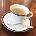 ラウンジ・クオーレ - アメリカンコーヒ(税込540円)
