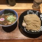 中華蕎麦 とみ田 - 「つけめん 小」850円