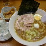 紋次 - 醤油ラーメン