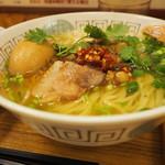 赤丸 - 台南タンツーメン