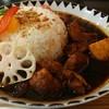 サントリック - 料理写真:カシミールチキンカレー。