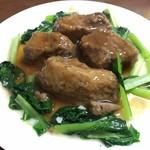 台湾料理 光春 - 豚の角煮