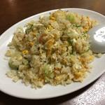 台湾料理 光春 - カラスミ炒飯