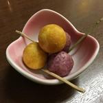 台湾料理 光春 - 芋団子