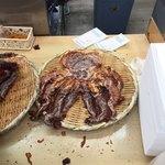 やま高 - 料理写真:淡路島のタコの「たこ姿焼 」1,180円。