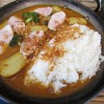 はらぺこ飯店 - オリジナル!!王道の中華カレー