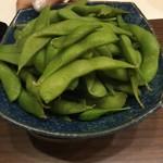 四季の味すぎうら - 枝豆