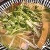 めんや 薫寿 - 料理写真:薫寿そば・大盛り