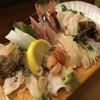 常寿司 - 料理写真:刺身盛り合わせ