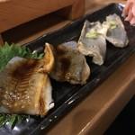 常寿司 - 穴子