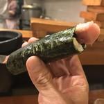 常寿司 - 中トロ巻き