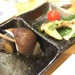 常寿司 - お通し
