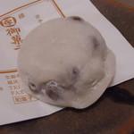 平安殿 - 豆大福(170円)