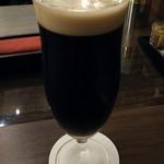 覇王樹 さぼてん本店 - エビス黒ビール