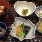 87701713 - 小鉢(野菜の味付け上品)