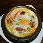 グラシアス - 料理写真:卵のオーブン焼きフラメンコ風