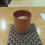 馳走 陽雅 - 桜湯