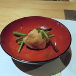 馳走 陽雅 - 丹波地鶏すき煮