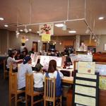 廻転寿司 海鮮 - 店内はこんなカンジ