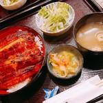うなぎの松重 - 料理写真: