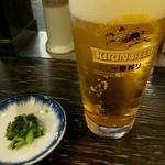 87708353 - 生ビール 440円