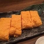 宮崎もも焼き専門店 太一 - どんぐり卵のだし巻き卵