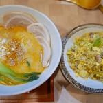 担担 - チャーシュー担々麺