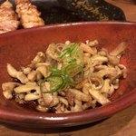 鶏彩 - とり皮ポン酢