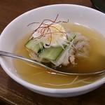 大同門 - ハーフ冷麺