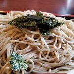 みのり(季) - ざる蕎麦…