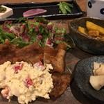 Cafeこもど - 料理写真:カリカリポーク南蛮