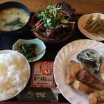 でーぶ - 料理写真:日替り定食
