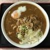 吉野屋 - 料理写真:冷しころカレーきしめん
