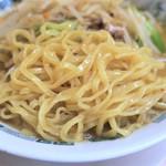 日高屋 - 麺(大盛)