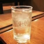 居酒屋SANUFA - 請福(水割り)