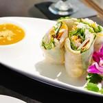 Noi Thai Cuisine - 料理写真:豆腐の生春巻き