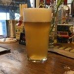 ビア カフェ ブラボー - 門司港地ビール工房 『トロピカルヴァイツェン』