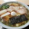 ふじのや - 料理写真:中華そば(大盛り)