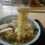 ふじのや - 麺リフト